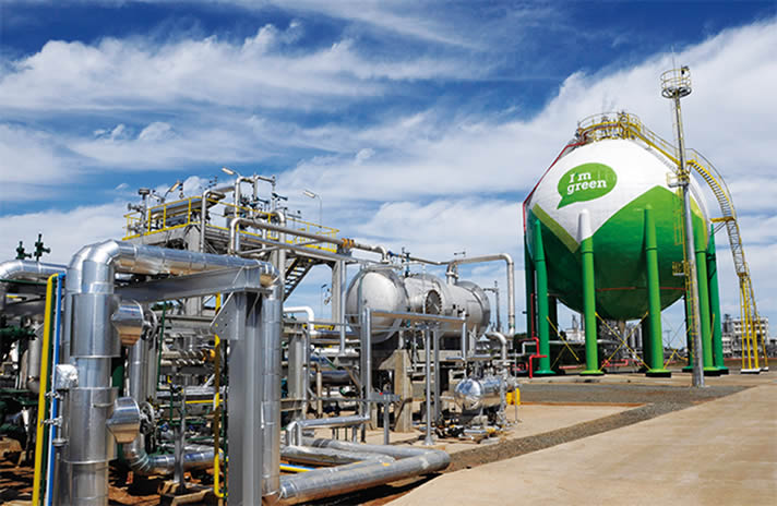 Accelerating Efforts In The Green Chemical Business