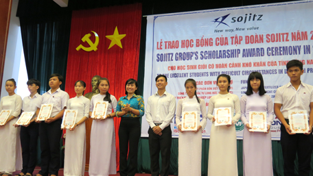 photo/Vietnam: Scholarship Program