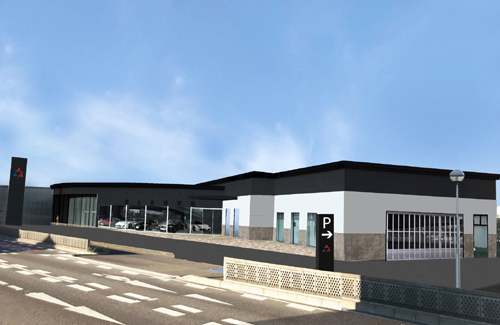 Sojitz Establishes New Company to Enter Automotive Retail