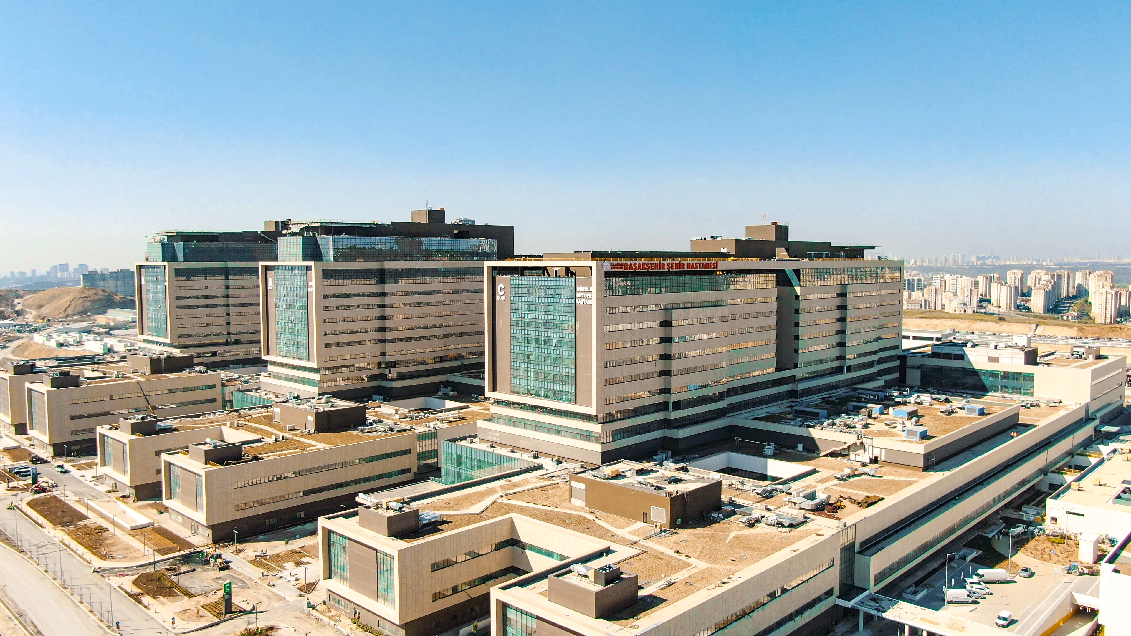 Sojitz Opens One of the World's Largest Hospital Complexes in Turkey |  双日株式会社